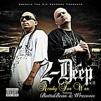 Buttabean & Wrecoon | 2-Deep, Vol. 2 (Ready for War) [Wreckin Tha Mic Records Presents]