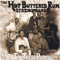 Hot Buttered Rum | In These Parts