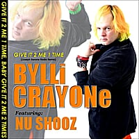 Bylli Crayone | Give It 2 Me 1 Time  (J.B. Remix) [feat. Nu Shooz]