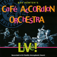 Cafe Accordion Orchestra | Live!