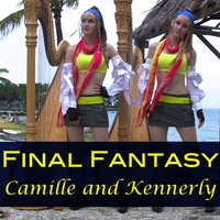 Camille and Kennerly | Final Fantasy: Prelude / To Zanarkand