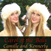 Camille and Kennerly | Carol of the Bells