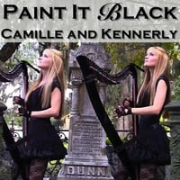 Camille and Kennerly | Paint It Black