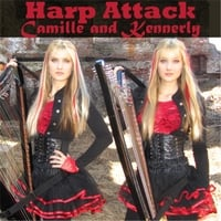 Camille and Kennerly | Harp Attack
