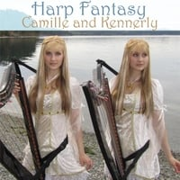 Camille and Kennerly | Harp Fantasy