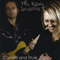 Camille and Stuie | The Kindy Sessions
