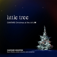 Cantare Houston & Kevin Riehle | Little Tree: Cantare Christmas at the M.F.A.H. (feat. Kevin Riehle)
