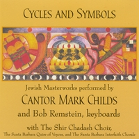 Cantor Mark Childs | Cycles and Symbols