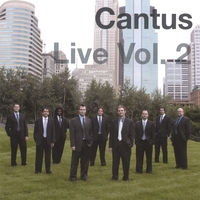 Cantus | Live Volume Two