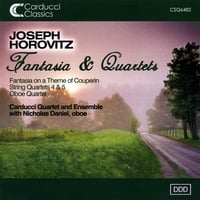 Carducci Quartet | Joseph Horovitz: Fantasia and Quartets with Nicholas Daniel (oboe)