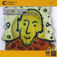 Carducci Quartet | Brian Boydell: The Complete String Quartets