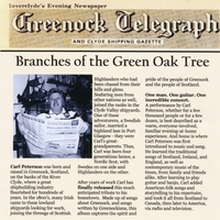 Carl Peterson | Branches of the Green Oak Tree