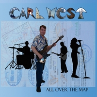 Carl West | All Over the Map