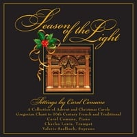 Carol Comune | Season of the Light: Valerie Saalbach, soprano and Charles Lewis, trumpet