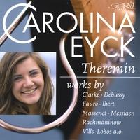 Carolina Eyck cover