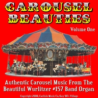 Carousel Beauties | Wurlitzer #157 Band Organ