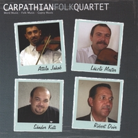 Carpathian Folk Quartet | World Music-Folk Music-Gypsy Music