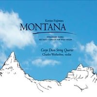 Carpe Diem String Quartet | Montana