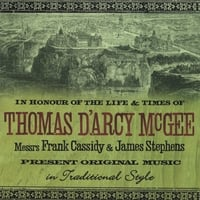 Frank Cassidy and James Stephens | Thomas D'Arcy McGee