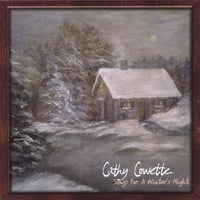 Cathy Cowette | Songs For A Winter's Night