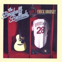 Chuck Brodsky | The Baseball Ballads