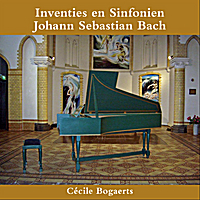 Cécile Bogaerts | Inventions & Sinfonias