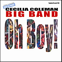 Cecilia Coleman Big Band | Oh Boy