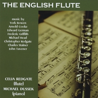 Celia Redgate | The English Flute
