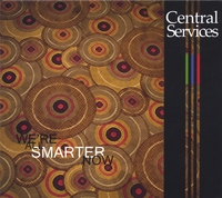 Central Services | We're All Smarter Now EP