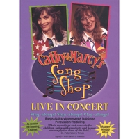 Cathy Fink & Marcy Marxer | Cathy & Marcy's Song Shop