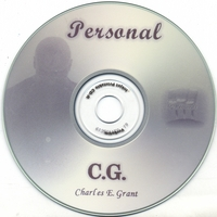 C.G. Charles E. Grant | Personal