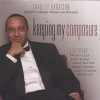 Charley Harrison | Keeping My Composure