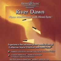 Catherine Marie Charlton | River Dawn: Piano Meditations with Hemi-Sync