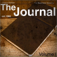 Chaun Horton | The Journal (The Black Book Sessions, Vol. 1)