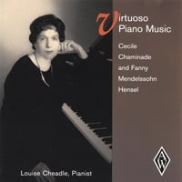 Louise Cheadle | Virtuoso Piano Music