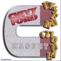 chevy ford band | dysfunctional magnet