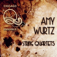 Chicago Q Ensemble | Amy Wurtz String Quartets