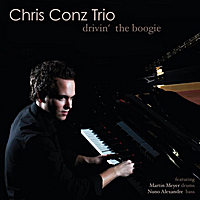 Chris Conz Trio | Drivin' the Boogie