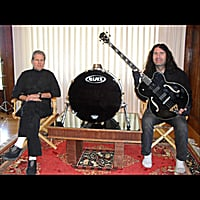 Chris Matheos & Rob Anderson | Fret & Drum Administration