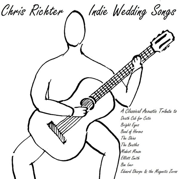 Alternative Wedding Songs: Indie Wedding Songs: A Classical Acoustic