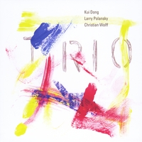 Christian Wolff, Larry Polansky & Kui Dong | Trio