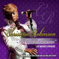 Christina Robinson | In Your Presence (Live Worship Experience)