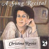 Christina Rovics | A Song Recital