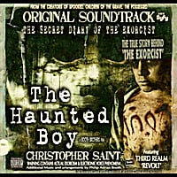 Christopher Saint | The Haunted Boy The Secret Diary of The Exorcist