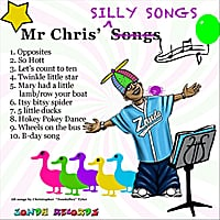 Christopher Zondaflex Tyler | Mr Chris' Silly Songs