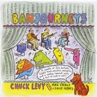 Chuck Levy with Mike Eberle and David Forbes | Banjourneys