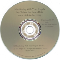Christopher James Dilts | Manifesting with Your Angels