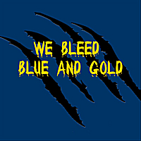 All American Tailgaters | We Bleed Blue and Gold