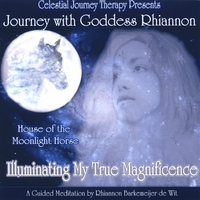 Celestial Journey Therapy | Journey with GODDESS RHIANNON