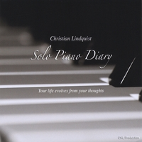 Christian Lindquist | Solo Piano Diary
